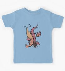 swaying lobsters Kids Tee
