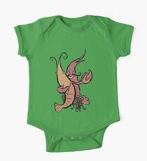 swaying lobsters Kids Clothes