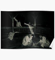 The Strange Tales of a Sleepwalker Poster