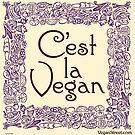 C'est la Vegan by VeganStreet