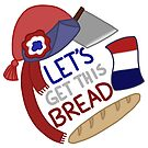 Let's Get This Bread by shroomsoft