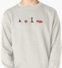 Inception Pullover Sweatshirt