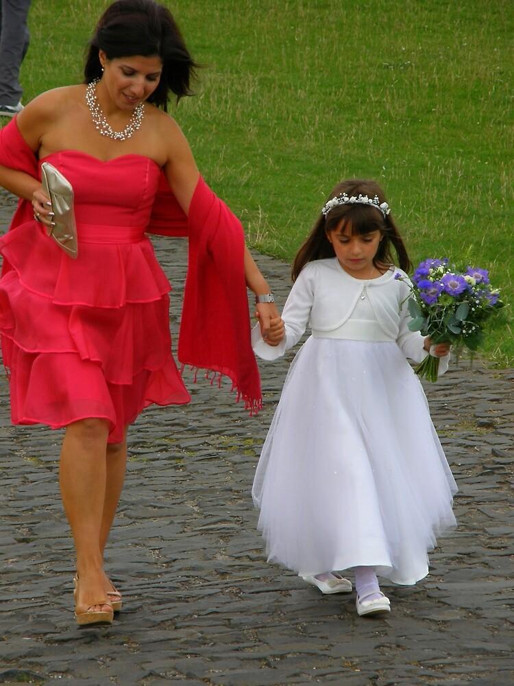 Lindisfarne Wedding by IngridSonja