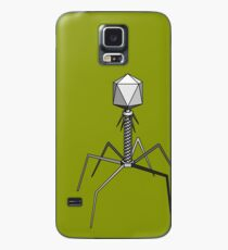 T4 bacteriophage virus Case/Skin for Samsung Galaxy