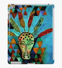 Pythagoras Among the Wolves iPad Case/Skin