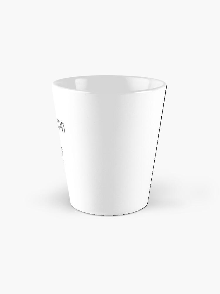 Alternative Ansicht von Tiny Dino - Funny Chicken Gift for Chicken Farmers  Tasse