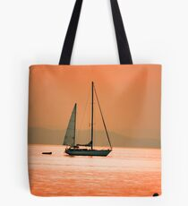 the yatch Tote Bag