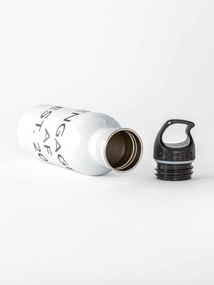 Alternative Ansicht von Engaged AF Est 2019 - Cute Wedding Gifts for Brides Grooms  Trinkflasche