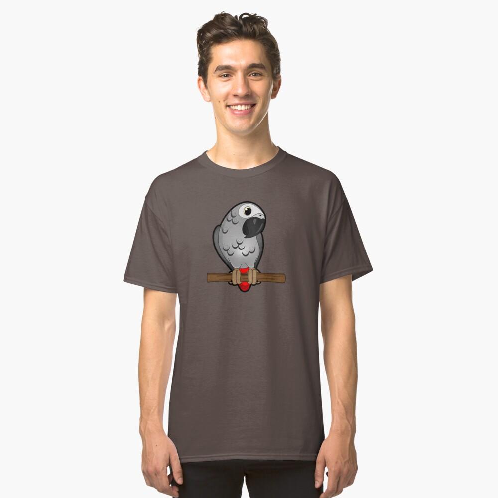 African Grey Classic T-Shirt