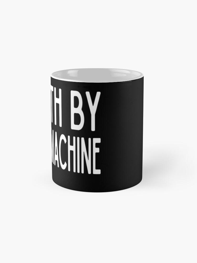 Alternative Ansicht von Death By Row Machine - Funny Workout Gym Spin Barre Yoga Class T Shirt  Tasse