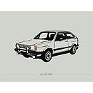 VW Gol GT by bcalmon