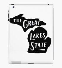 Vinilo o funda para iPad Estado de los grandes lagos