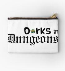 Dorks in Dungeons Logo! Studio Pouch