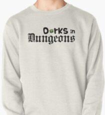 Dorks in Dungeons Logo! Pullover