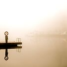 Morning Haze in Mazury, Poland by Kutor