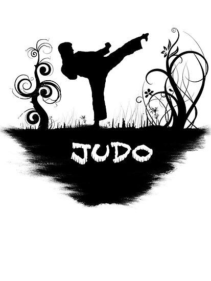 JUDO by Steve's Fun Designs