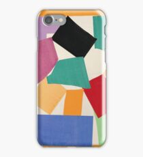 The Snail (Solid Background) iPhone Case/Skin