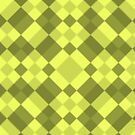 Simple , neon , yellow , olive  by fuzzyfox