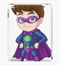 Super Kid iPad Case/Skin