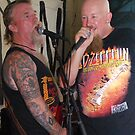 Old Rockers by Graham E Mewburn