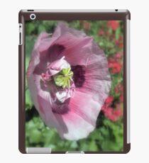 Precious Poppy iPad Case/Skin