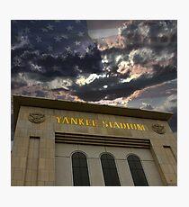 Yankee Stadium, NY Photographic Print