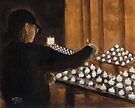 Candlelight Vigil by Michael Beckett