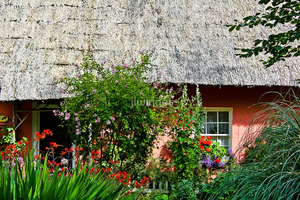 The Perfect Irish Cottage by jlwinget
