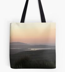 Soft evening light - Towards Downings Donegal  Ireland  Tote Bag