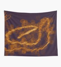 Serpentine Wall Tapestry