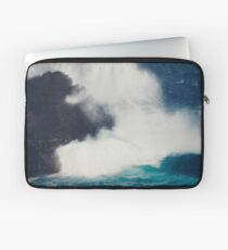 Wild Sea - Atlantic Ocean Wave Laptop Sleeve