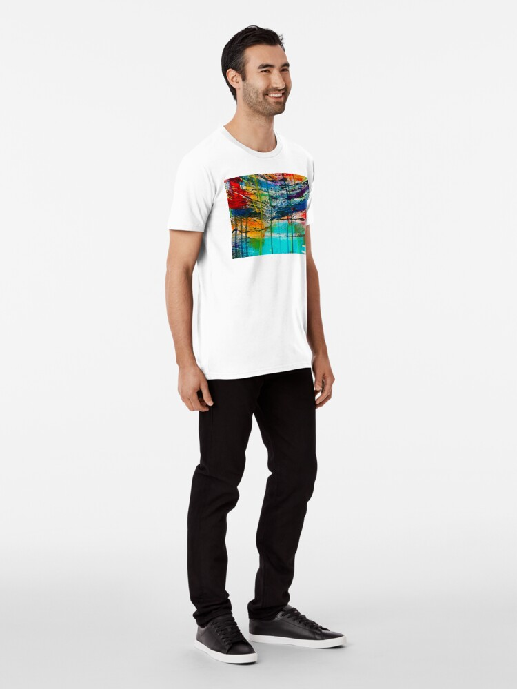 Alternate view of Release of Change Premium T-Shirt