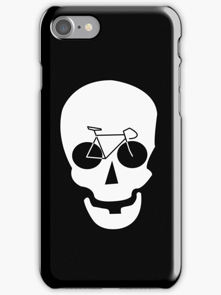 Bike Skull by MangaKid