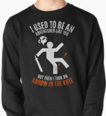 Arrow In the Knee 2.0 Pullover