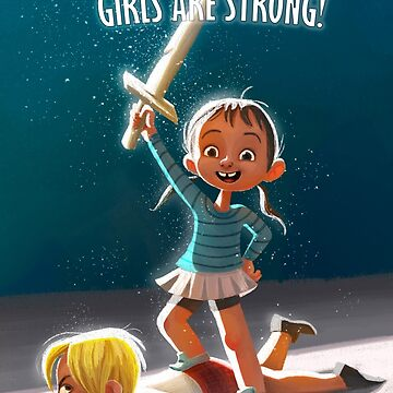 Girls are Strong! by danepioli