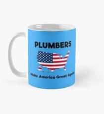 Plumbers MAGA! Classic Mug