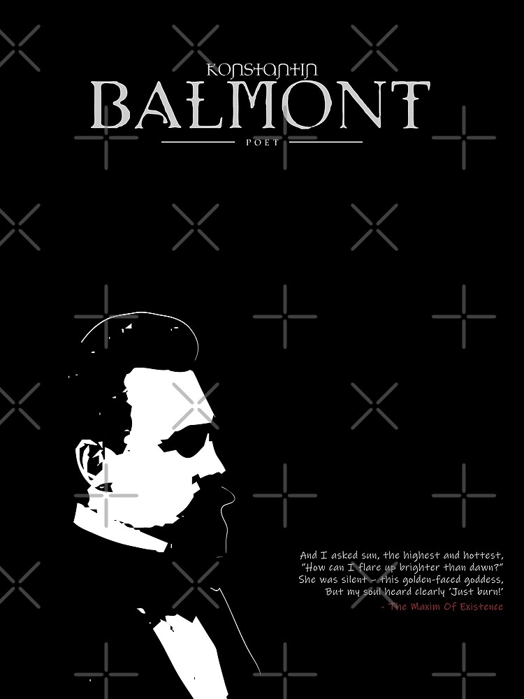 A Quote By Konstantin Balmont by ys-stephen