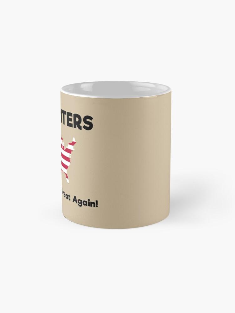 Alternate view of Carpenters MAGA Mug