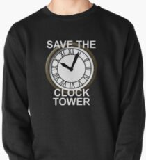 Save the Clock Tower! Pullover