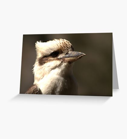 Check out my profile Greeting Card