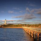 Point Lonsdale Lighthouse by Lynden