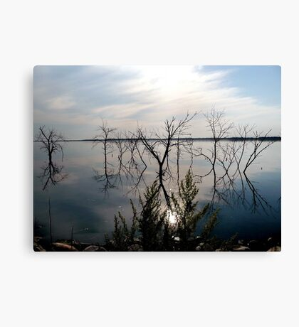 Serenity at it's Best Canvas Print