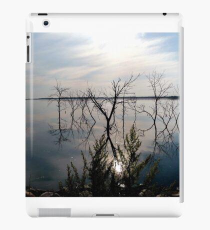 Serenity at it's Best iPad Case/Skin