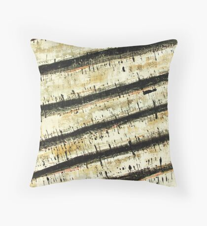 Untitled No 1 Throw Pillow