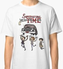 Supernatural Time Classic T-Shirt