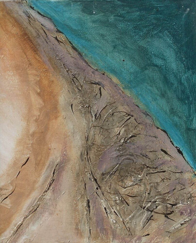 Untitled no2 : from series 'Our Precious Earth' by Susan MacFarlane