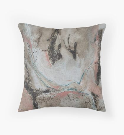 Untitled No 4: from 'Our Precious Earth' series Throw Pillow
