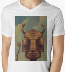 Alien Portrait T-Shirt