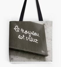 What's Old is New Tote Bag