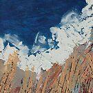 Untitled No7:  'Our Precious Earth' series  by Susan MacFarlane